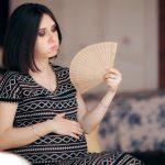 gravid svett