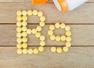 Vitamin B9 folat
