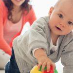 Lek med babyen 7-12 måneder