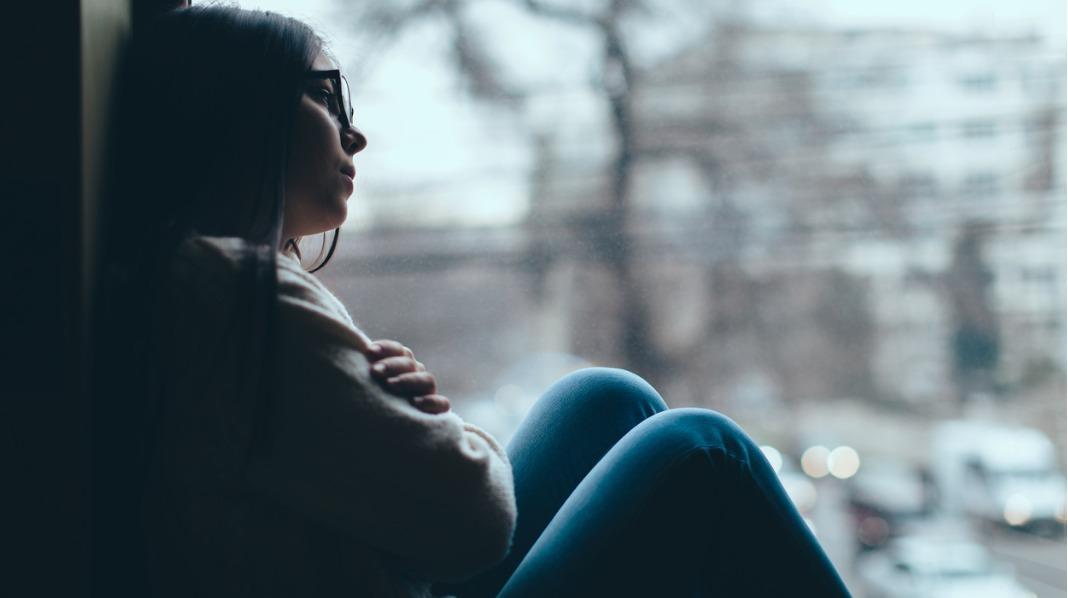 Deprimert etter fødsel