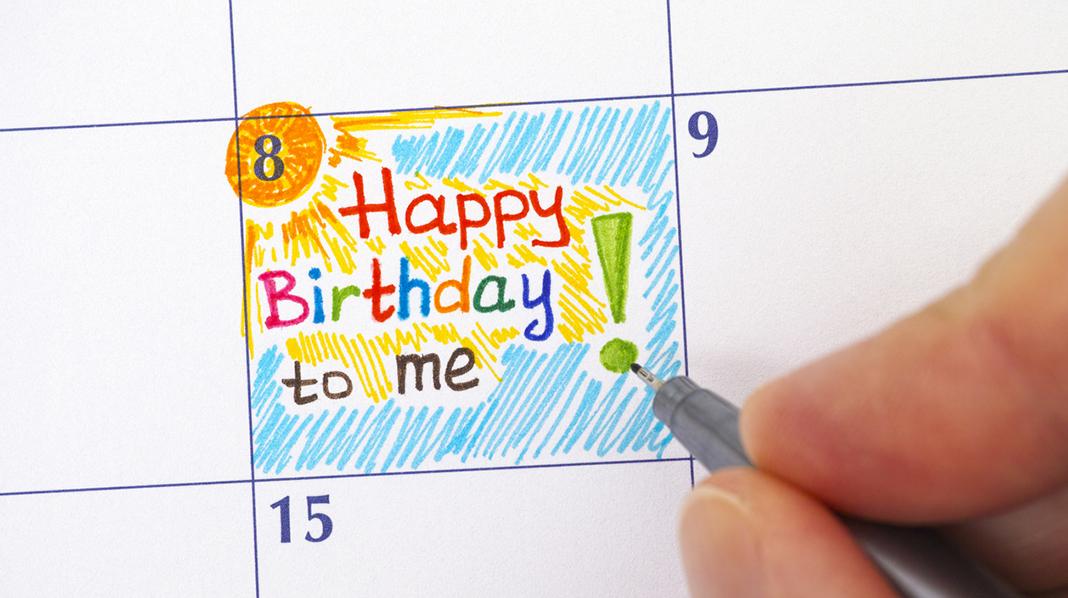 Hvor vanlig er fødselsdagen?
