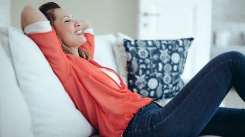 Store Bryster Bilder Smerter I Underlivet Gravid