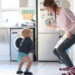 Samspill og lek med toåringen