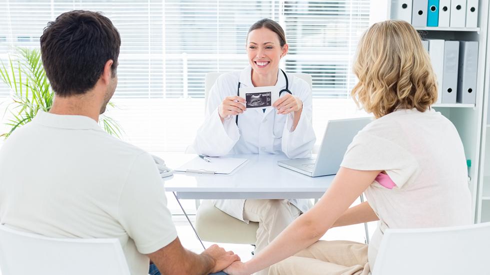 eldre yngre menn hvordan finne ut om man er gravid