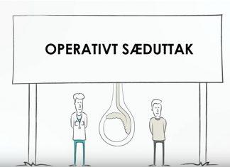 operativt sæduttak
