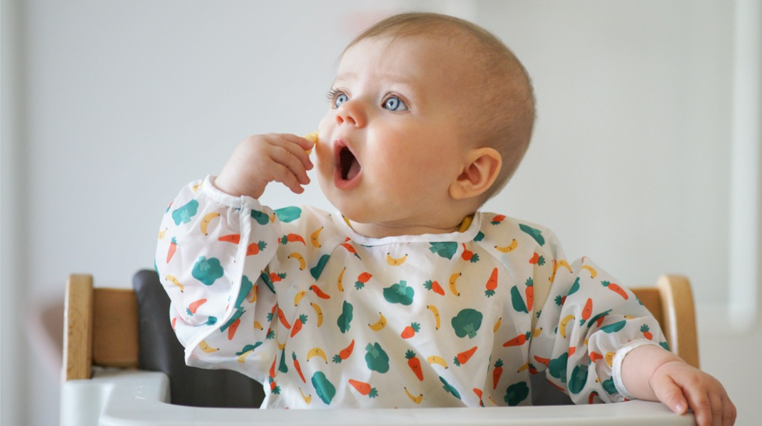 Baby spise selv