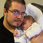 Pappapermisjon i ni måneder