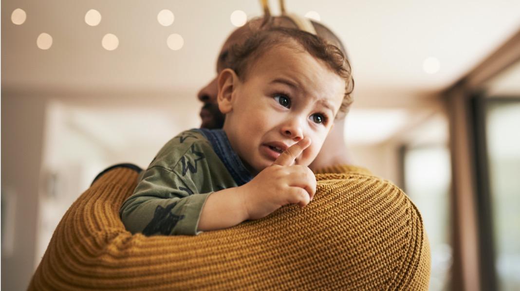 Barneoppdragelse 2-3 år - en kamp mot viljen