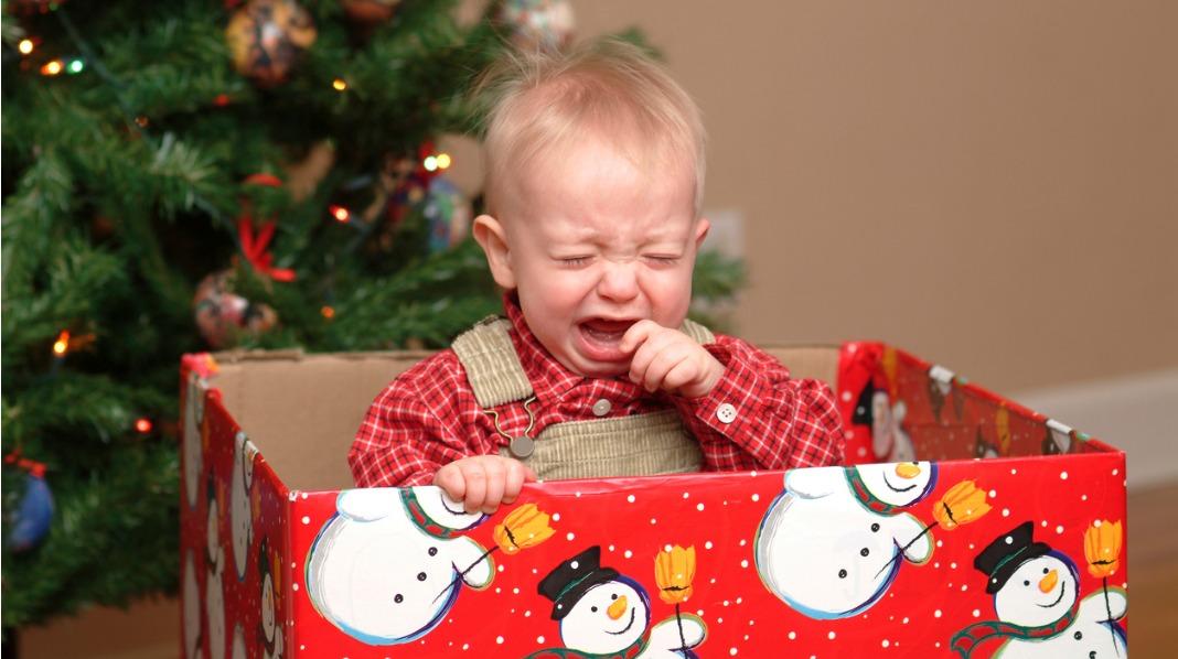 Det er ikke alltid at ting blir som en hadde forestilt seg. Heller ikke i julen. Illustrasjonsfoto: iStock