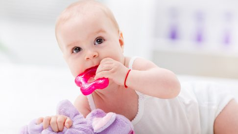 3–6 måneder - barnets utvikling