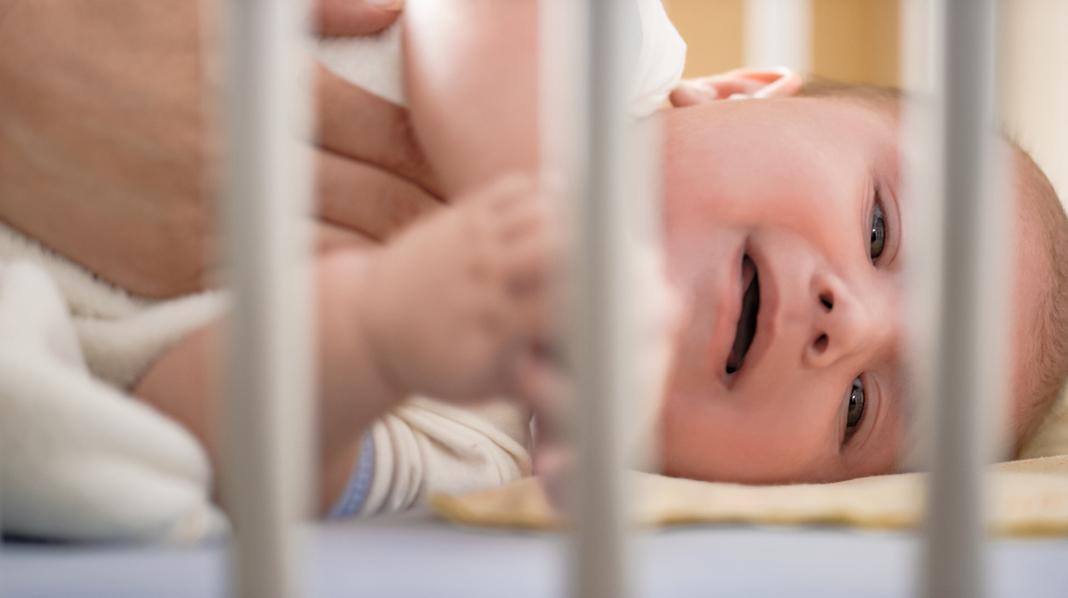 Sovemetoder - slik får du barnet til å sove