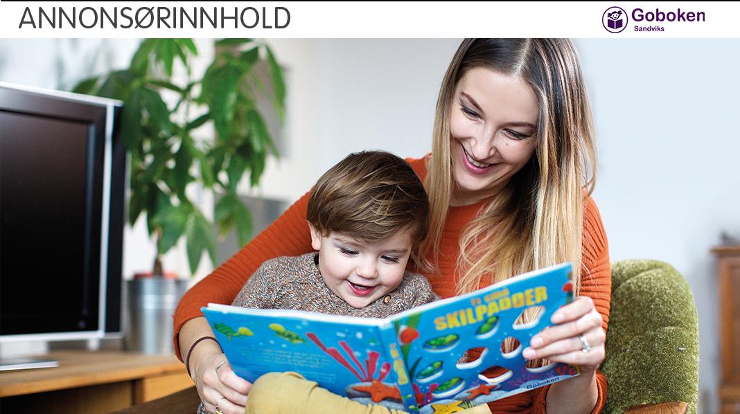 Derfor bør du ikke omformulere når du leser for barnet!