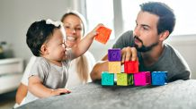 Lek og samspill med ettåringen