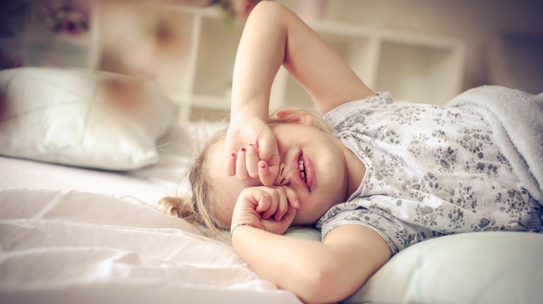 Det kan være flere grunner til at barnet ikke får sove. Illustrasjonsfoto: iStock