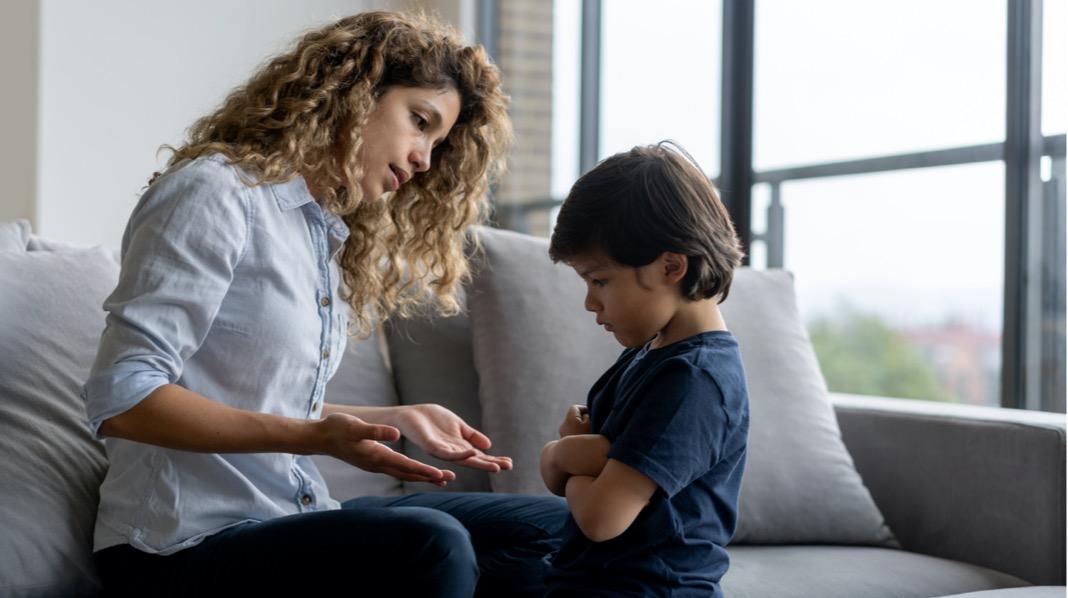 3-6 år: barneoppdragelsen får logiske konsekvenser