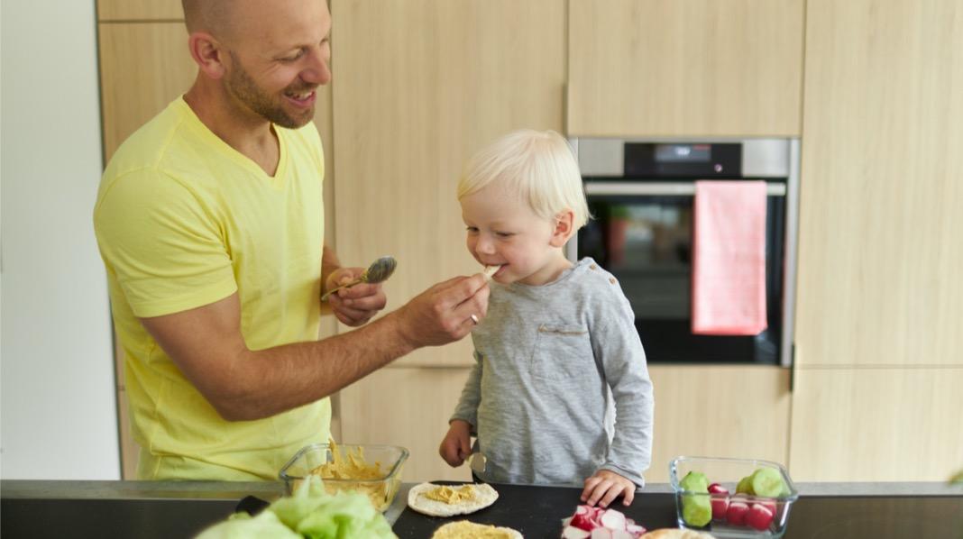 Få inspirasjon - gode oppskrifter på sunn mat