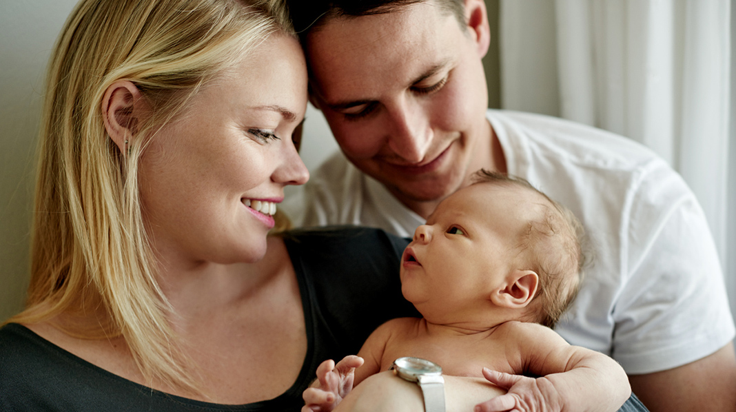 Å få barn - en revolusjon i livet
