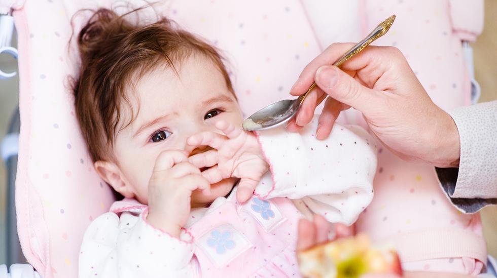 Det løser ingen ting om du tvinger barnet til å spise, mener ernæringsfysiolog. Illustrasjonsfoto: Shutterstock