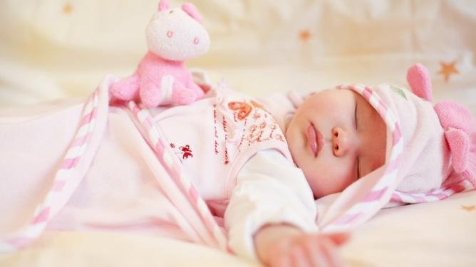 Når bør barnet legges?