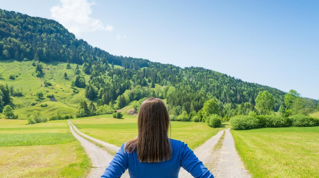 Har du funnet fram til hva som er dine grenser? Hva får deg til å ta de valgene du gjør? Illustrasjonsfoto: iStock