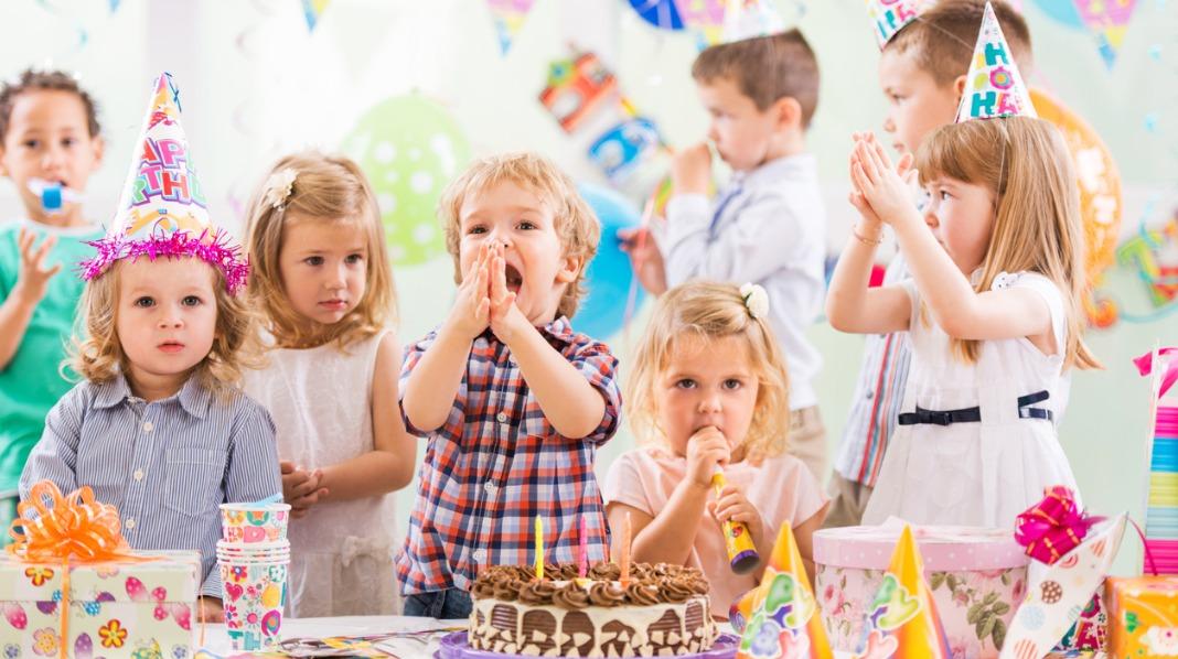 Det er en stor dag for de små når de får feire bursdagen sin. Illustrasjonsfoto: iStock