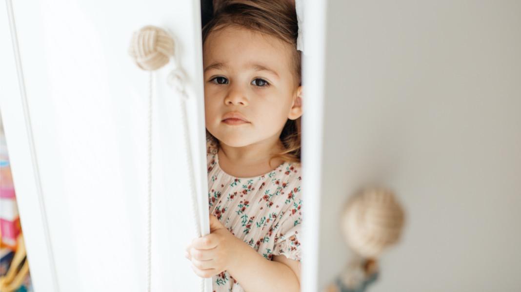 Trenger små barn privatliv?