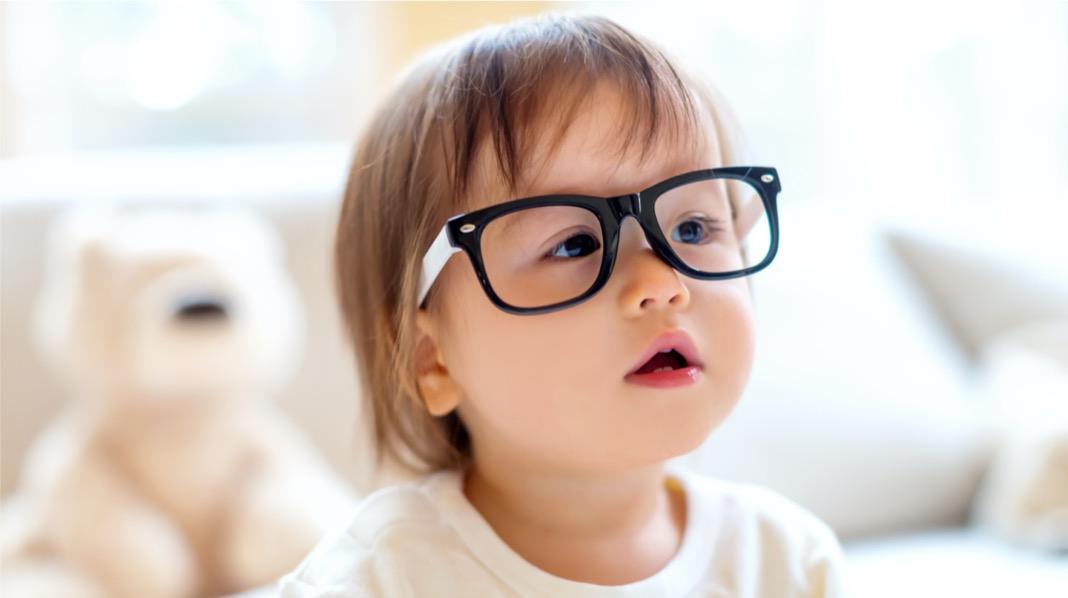 Når barnets syn eller hørsel skaper uro