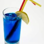 blue ice coctail
