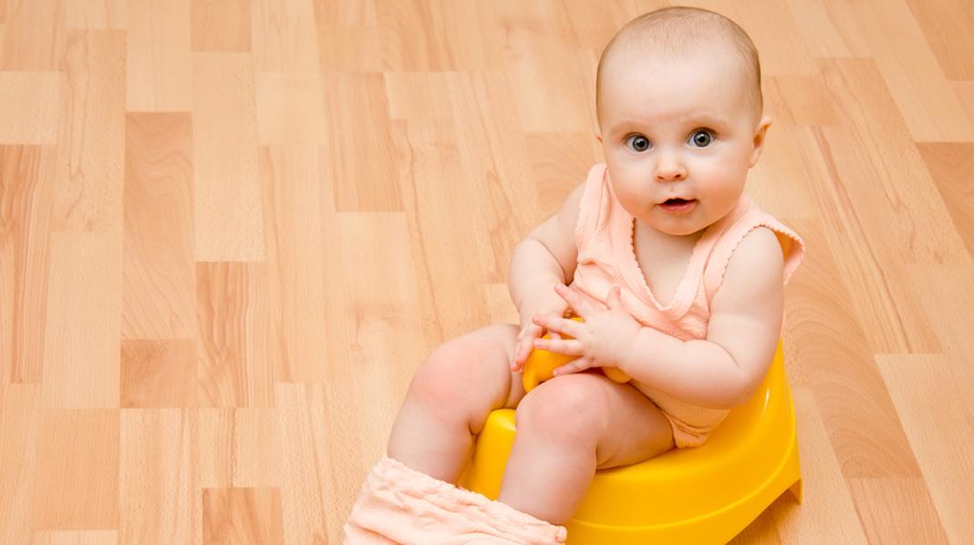 Helsesøster om tidlig pottetrening