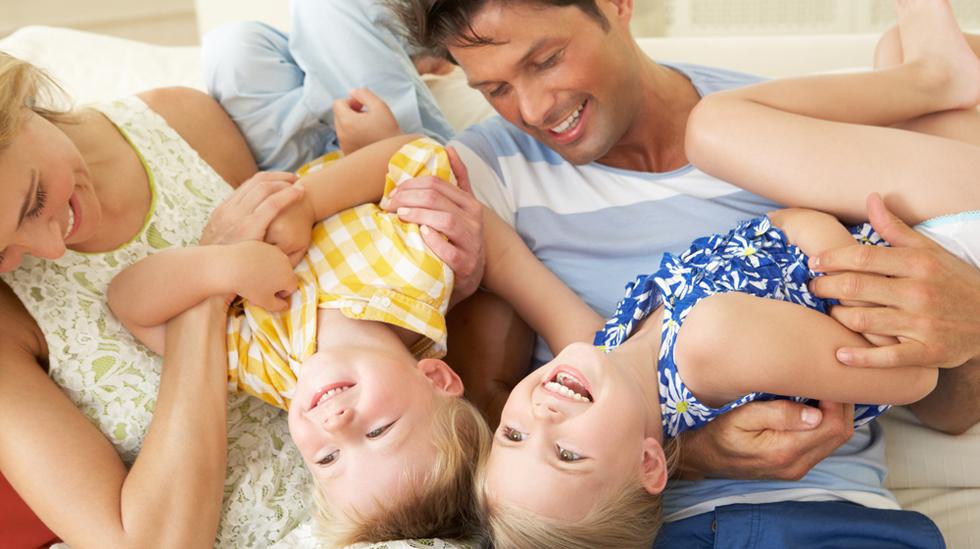 Er det nok med de to flotte dere har, eller har dere lyst på et barn til? Illustrasjonsfoto: Shutterstock