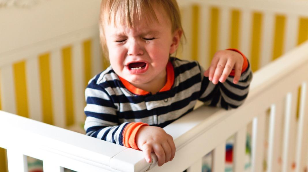 Det er mulig å få barnet til å sove uten kamp! Ill.foto: iStock