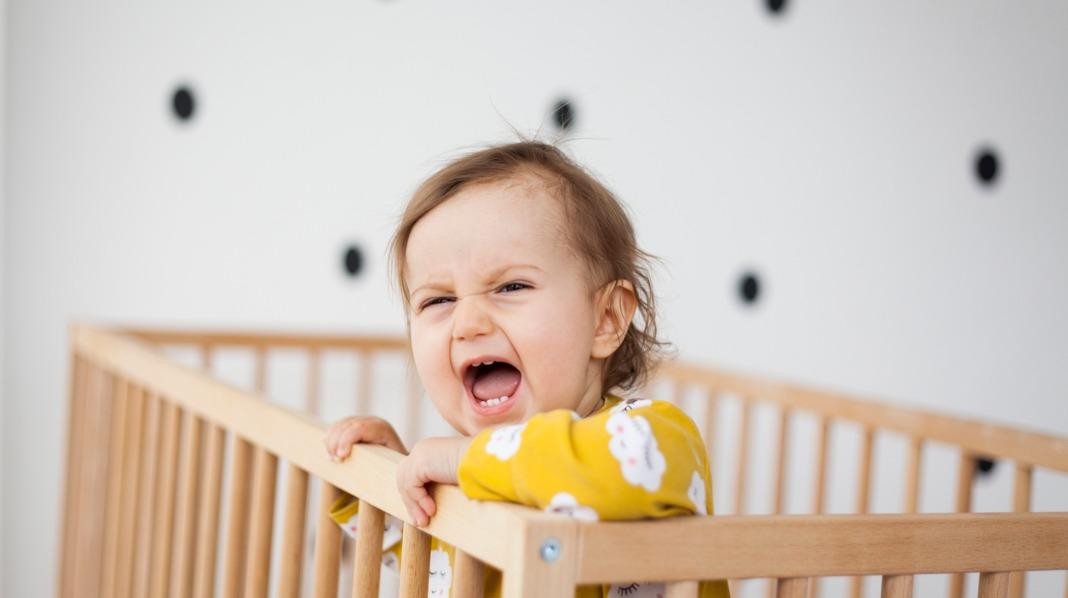 Jesper Juul gir råd når barnet ikke vil sove. Illustrasjonsfoto: iStock