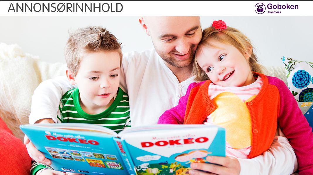 Lesestund er kosestund. Illustrasjonsfoto: iStock