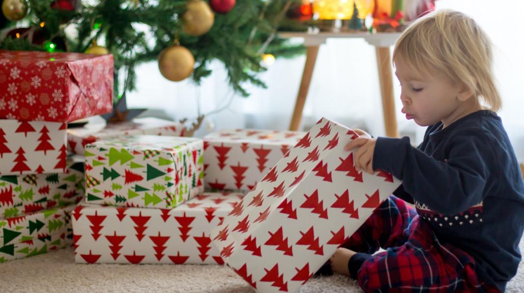 Hvordan få takknemlige barn?
