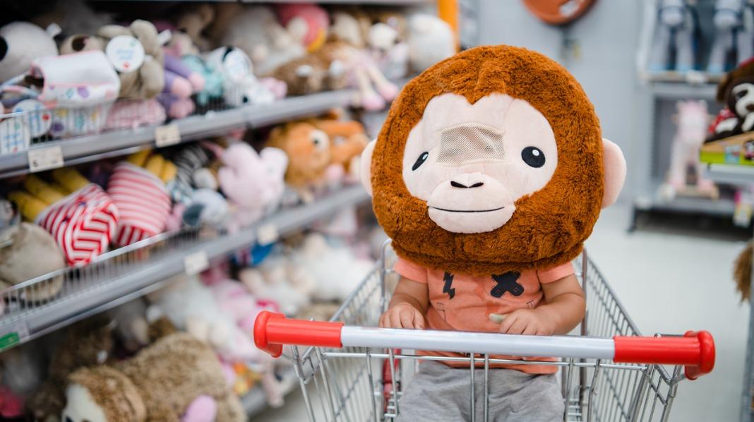 Er barnet ditt en liten apekatt? Eller kanskje en hund eller hane? Illustrasjonsfoto: iStock