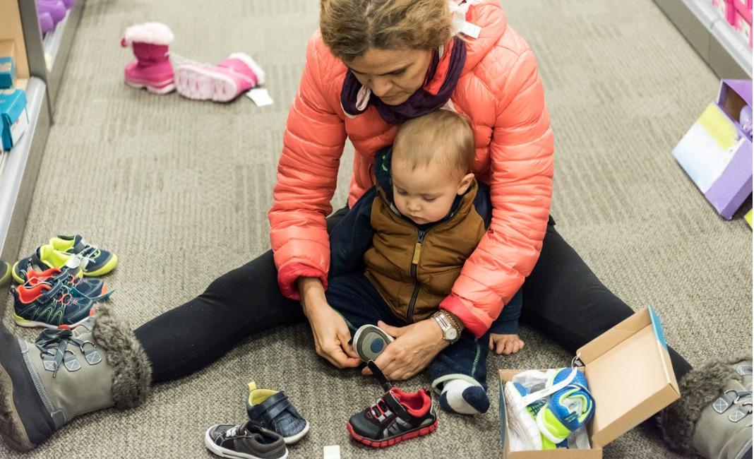 Slik finner du gode sko til barnet ditt