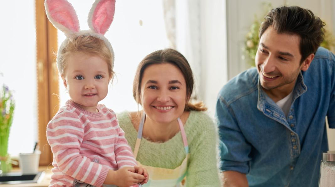 Slik forklarer du påsken for barn