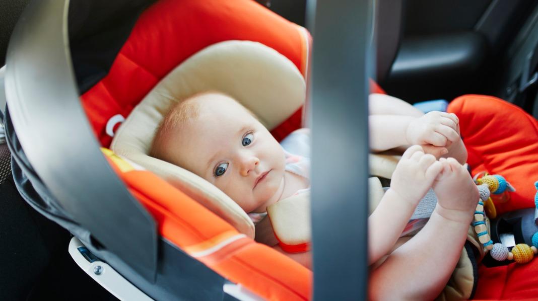 Hvilken bilstol har du tenkt å gå for? Illustrasjonsfoto: iStock