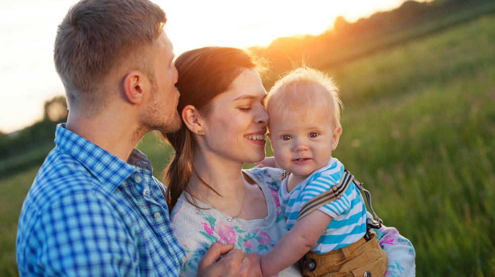 Det er spennende å planlegge familieforøkelse. Skjer det nå i vår, tro? Illustrasjonsfoto: Shutterstock