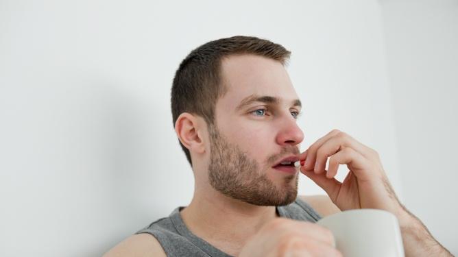 Skal mannen få ansvaret for å ta p-pillen? Illustrasjonsfoto: Crestock
