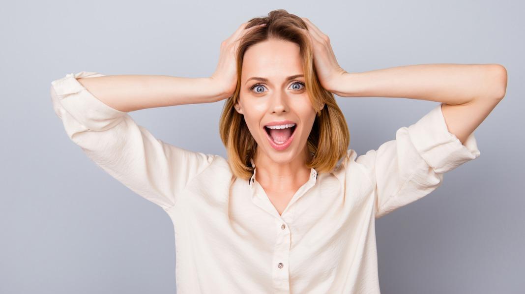 Wow! Hvordan kunne noen gjette at jeg er gravid – så tidlig? Illustrasjonsfoto: iStock