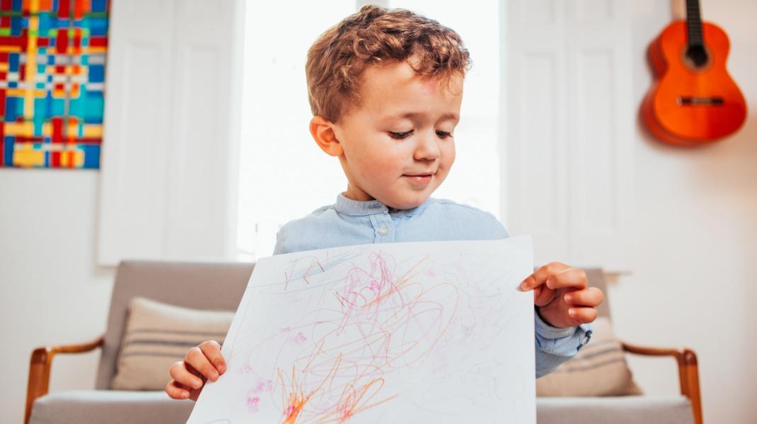 Tolkning av barnetegninger