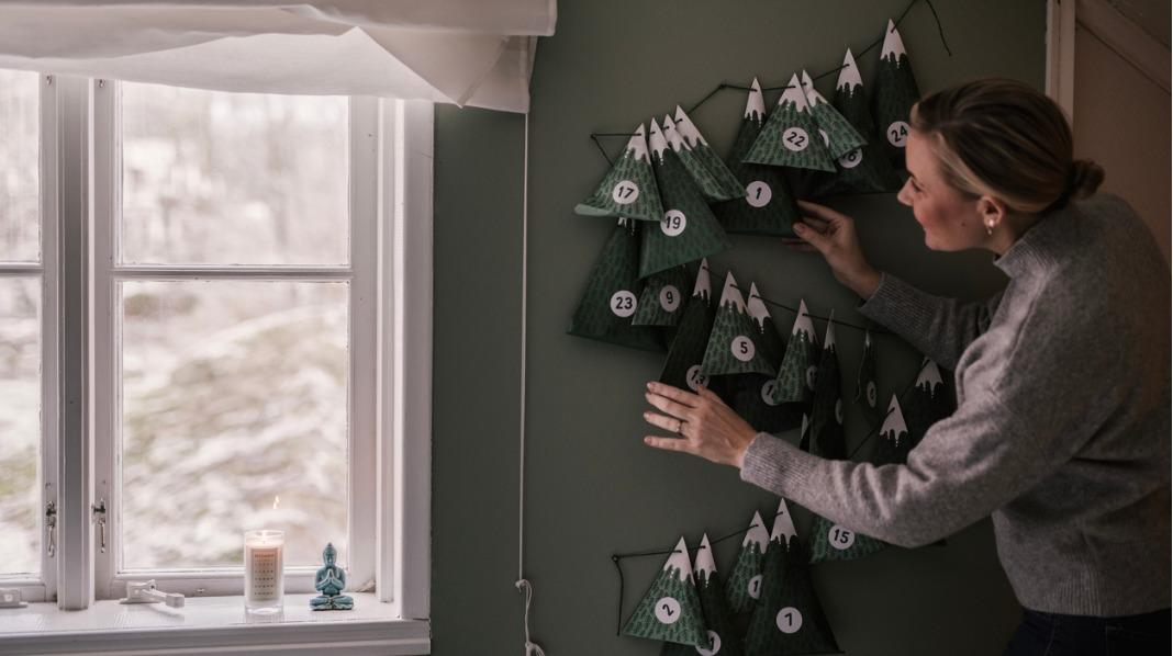 Julekalender for voksne
