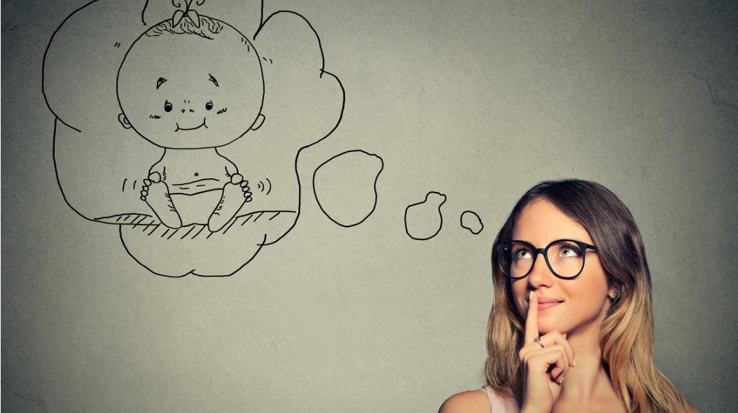 Drømmen om en positiv graviditetstest er fortsatt like stor. Illustrasjonsfoto: iStock