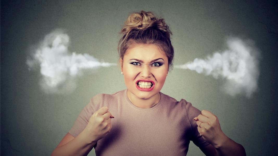 Aggressive kvinner føder flere gutter