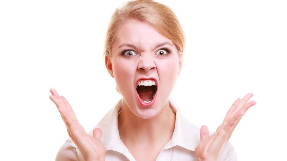 Er du av den aggressive sorten? Det er kanskje ikke tilfeldig hvilke kvinner som får gutter. Illustrasjonsfoto: Shutterstock