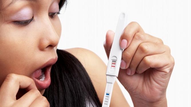 Graviditetstester seg på byen