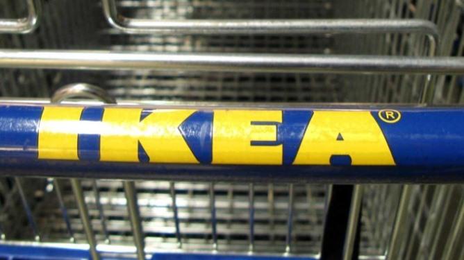 Ikea med små barn