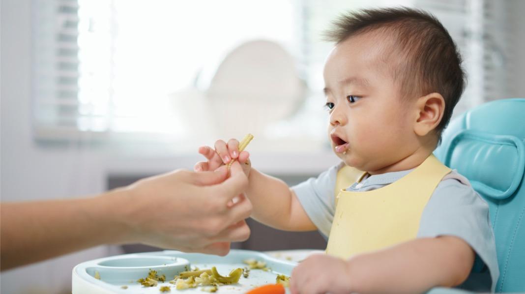 Slik får du et alt-etende barn