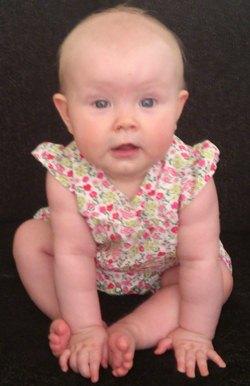 Nå er det flere uker siden Sigrid (nå 6 måneder gammel) har hatt anfall.